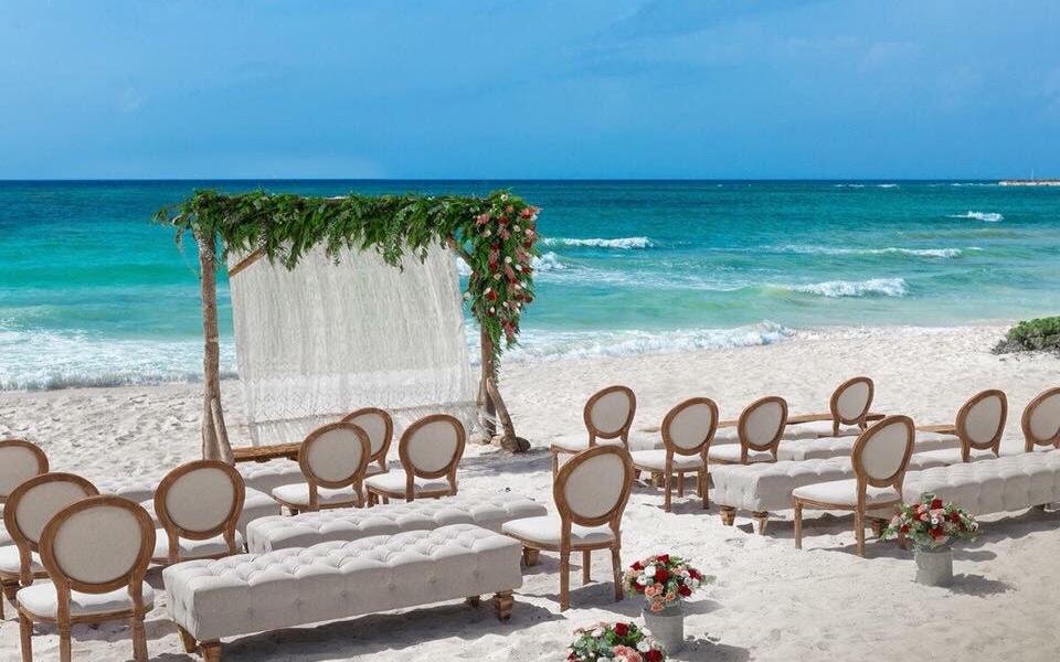 Unico Beach Destination Wedding Mexico EverAfter Travel Agency