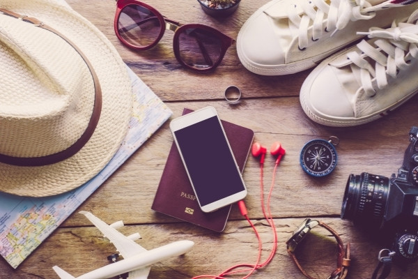 Vacation Packing EverAfter Travel Agency