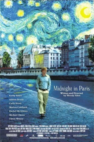 Midnight in Paris Travel Movie France Europe