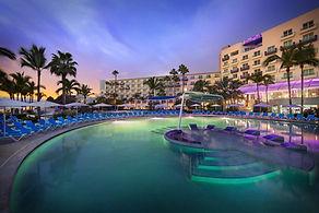 Hard Rock Hotel Vallarta Resort Pool in Mexico