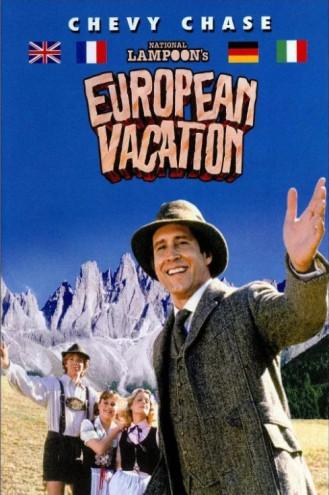 National Lampoon's European Vacation France Germany Italy
