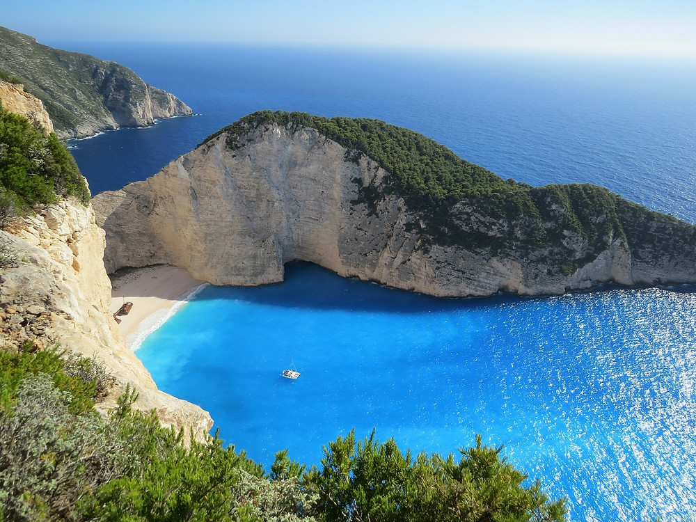 Zakynthos Greek Island Beach Honeymoon Travel
