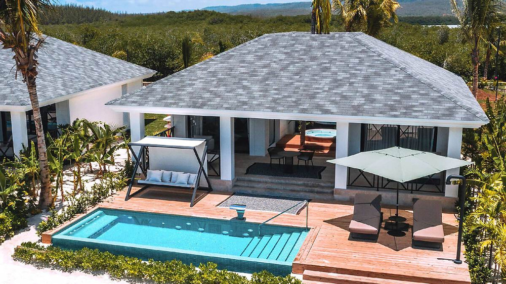Luxury Beach Villa Excellence Oyster Bay Resort Jamaica Caribbean EverAfter Travel Agency