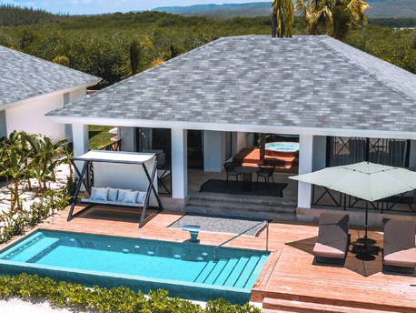 Luxury Private Beach Villas in Jamaica