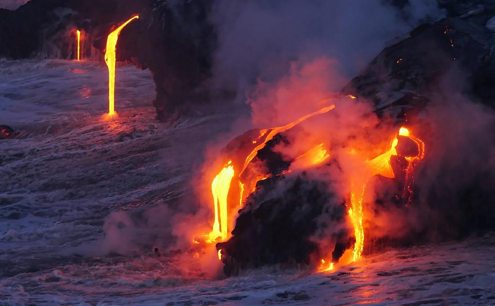Volcanoes National Park Big Island of Hawaii