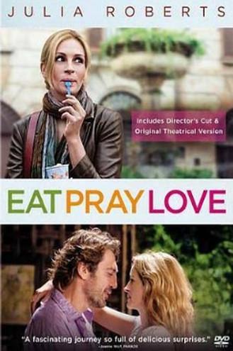 Eat Pray Love Travel Movie Italy Europe Bali
