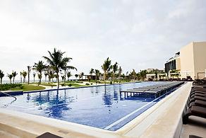 Royalton Riviera Cancun Mexico Wedding Resort Pool