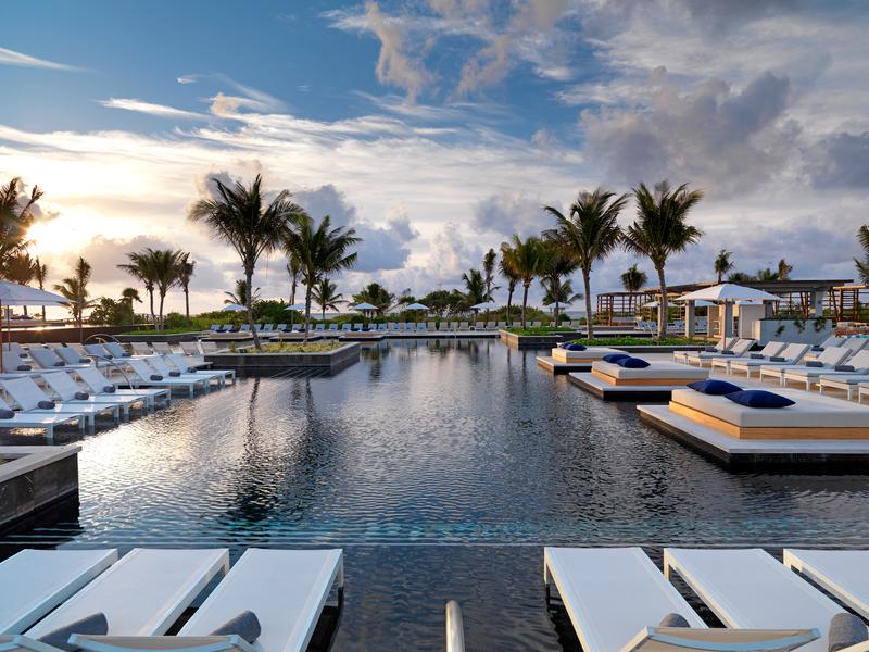 Unico Riviera Maya Resort Pool