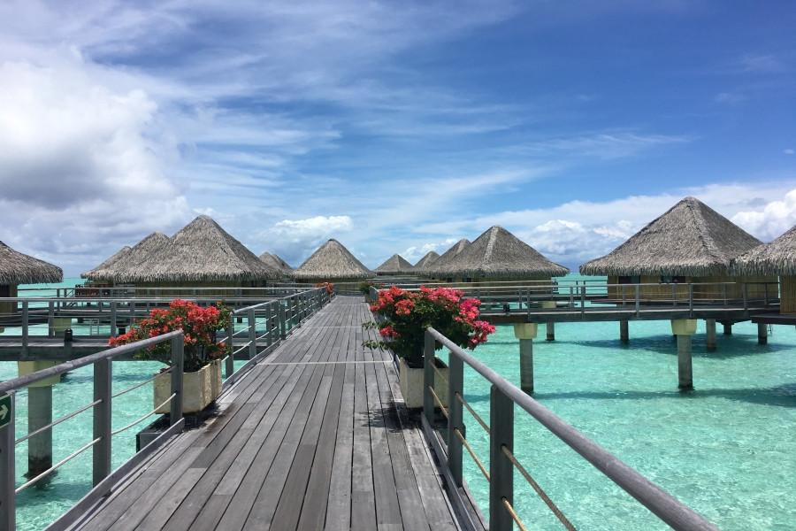 Overwater Bungalows Bora Bora Tahiti EverAfter Travel Agency