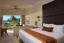 All Inclusive Dreams Tulum Resort Mexico Preferred Club Junior Suite Ocean View Room