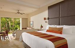All Inclusive Dreams Tulum Resort Mexico Junior Suite Garden View Room