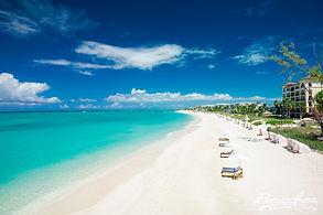 Beaches Turks & Caicos Resort Beach in Caribbean