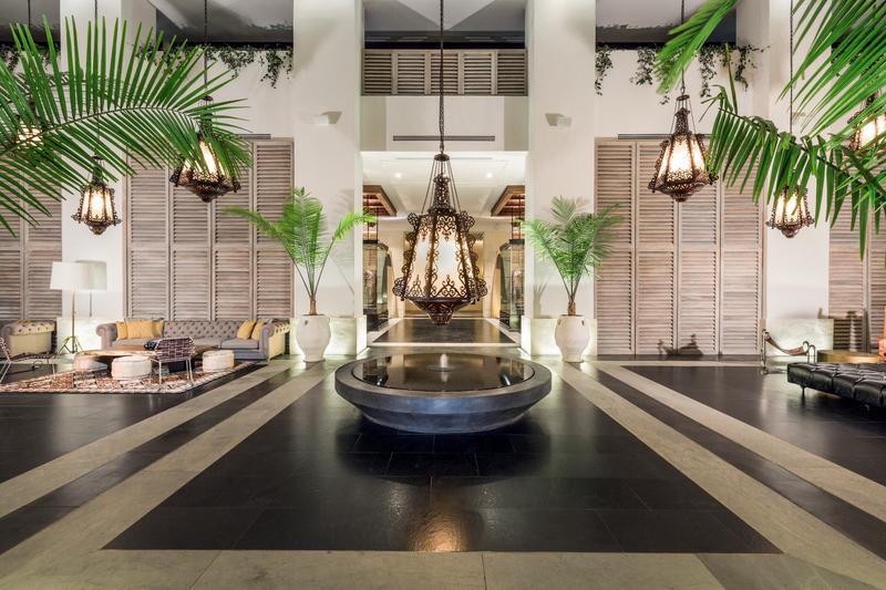 Unico Riviera Maya Resort Lobby