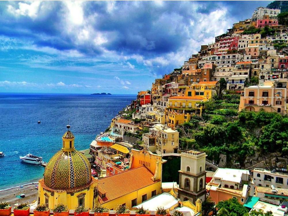 Positano-Amalfi-Coast-Italy