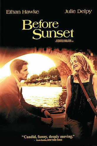 Before Sunset Travel Movie Paris France Europe