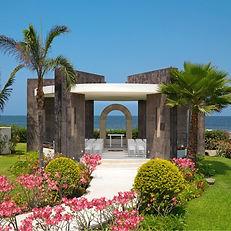 Hard Rock Hotel Vallarta Resort Wedding Gazebo