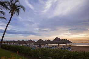 Hard Rock Hotel Vallarta Resort Beach in Mexico