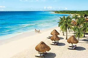 All Inclusive Dreams Tulum Resort Mexico Beach