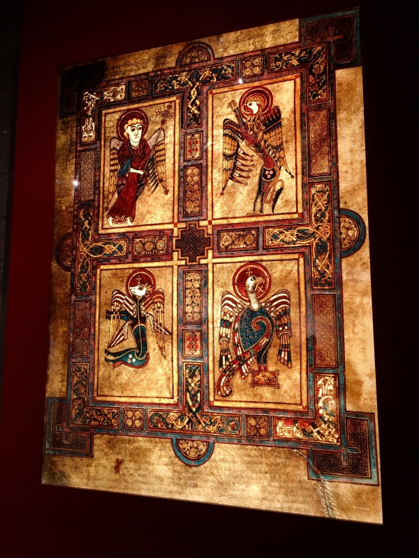 Book of Kells Ireland Europe EverAfter Travel Agency