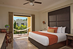 All Inclusive Dreams Tulum Resort Mexico Deluxe Garden View Adults Only Room