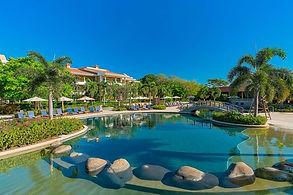 Costa Rica Resort Pool Vacation