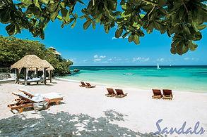 Sandals Ochi Beach Jamaica Caribbean