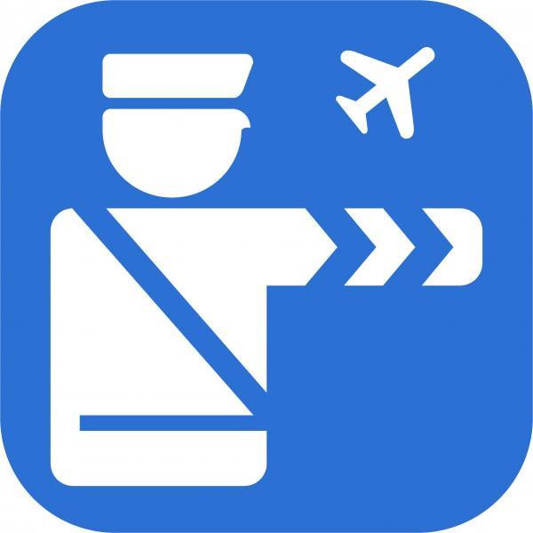 Mobile Passport Icon EverAfter Travel Agency