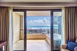 Royalton Riviera Cancun Mexico Luxury Suite Ocean View