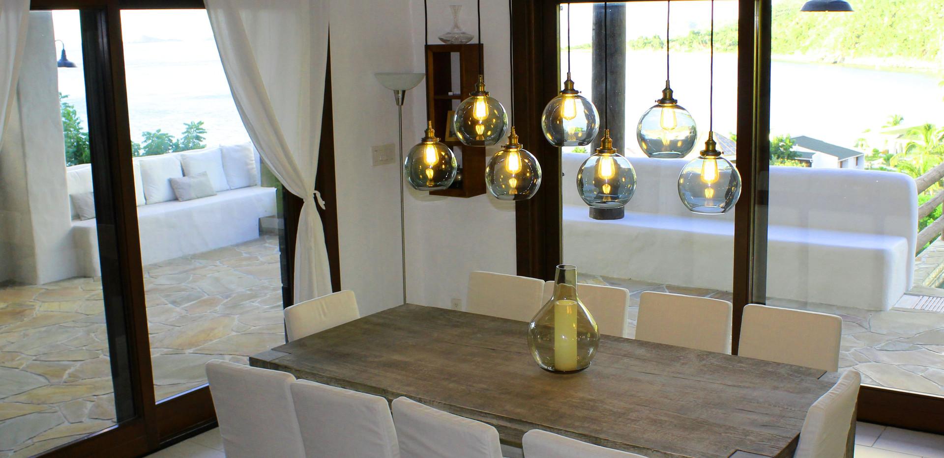 Sparta dining area