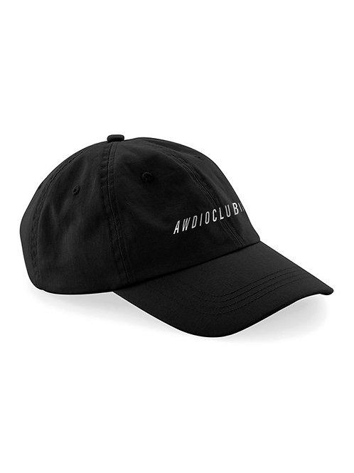 The Casual Dad cap - Black