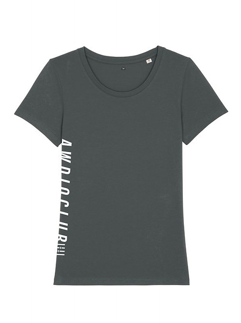 Manifest T - Anthracite Grey- Womens Fit