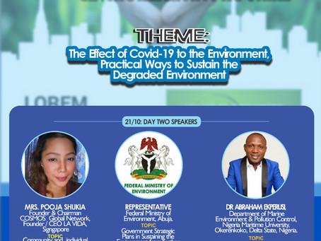Day 2: CEPEJ Environmental Program