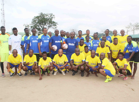 Aladja/Ogbe-Ijoh Peace Novelty Matches to Deepen Peace Process