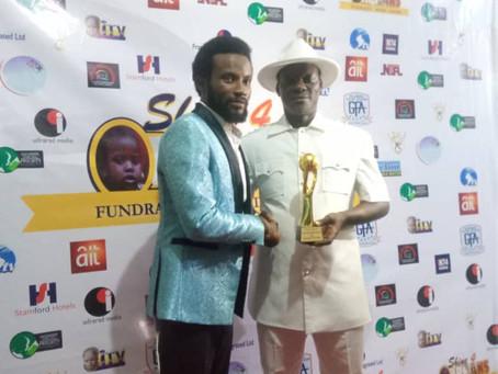 Mulade Sheriff Bags Global SUCCOR Legacy Award in Abuja