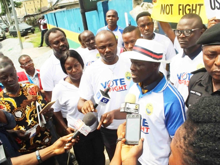 COVID-19: POLICE SHOULD RESPECT HUMAN RIGHTS IN ENFORCING COMPLIANCE. ACTIVIST TELL IGP