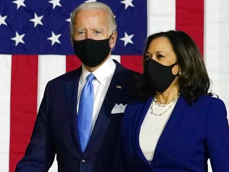 NGO Congratulates US President Joe Biden on Inauguration…