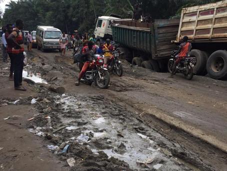 Warri Benin Federal Highway: NGO Decries the Suffering of Nigerians