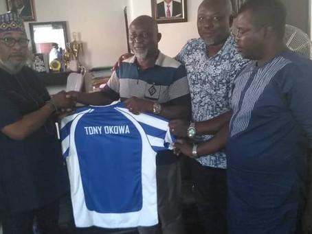 Okowa endorses the 2019 Sheriff Mulade Ijaw/Itsekiri Peace and Unity Cup