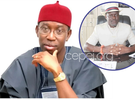 CHIEF MULADE COMMENDS GOVERNOR OKOWA FOR INITIATING OPERATION DELTA HAWK