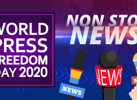 2020 World Press Freedom Day: Mulade Hails Journalists for Doggedness, Resilience in Reportage