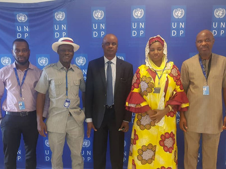 CEPEJ Team Visits United Nations Development Partners UNDP...