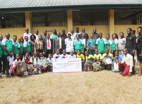 4th Edition of Peace&Unity Quiz/Essay Competition:Mulade Charged Federal, States to invest in Edu...