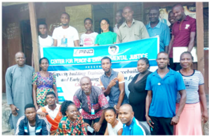 Peacebuilding & Early Warning Sign Project (Pews) For Gbokoda & Opuama Community in Warri North LGAs of Delta State