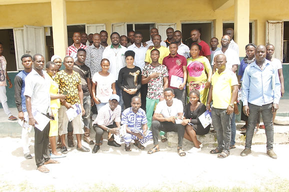 CEPEJ collaborates with PIND to inaugurate p4p sub-chapter in Benin River, Warri North LGA of Delta State