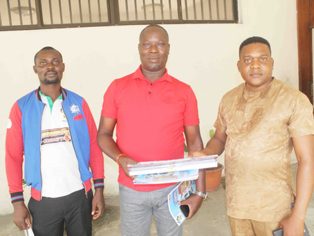 DESOPADEC Commissioner Chief Oyibode, Hosts CEPEJ
