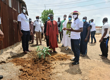 CEPEJ SENSITIZES PEOPLE AT FCT, DELTA STATE TO MARK 2020 WORLD ENVIRONMENT DAY...