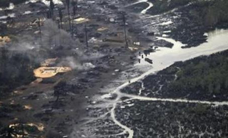 Environmental Degradation in Ogoni Land: Activist Charges Communities to Cooperate with FG