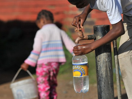USE A SAFE WATER SUPPLY