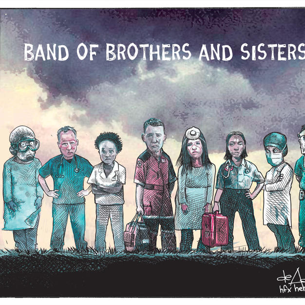 Band of brothers and sisters