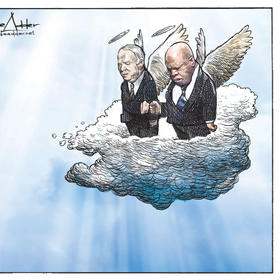 McCain and Lewis
